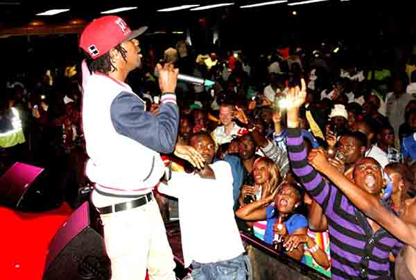Popular Jamaican dancehall slang