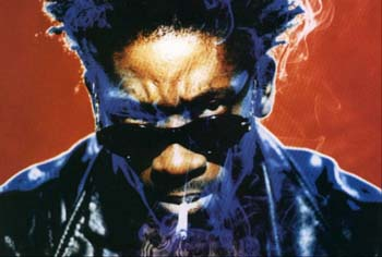 Bounty Killer - Popular Jamaican DJ