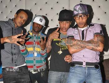Tommy Lee, Popcaan and Vybz Kartel