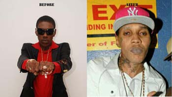 Vybz Kartel - Popular Jamaican Entertainer